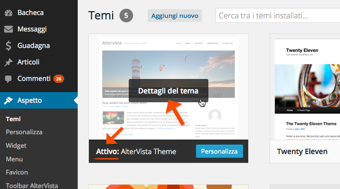 altervista-tema-wordpress-attivo