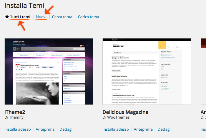 installa-temi-wordpress-altervista
