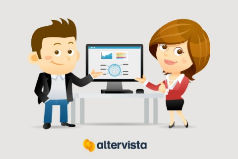 guadagna con blog wordpress su Altervista